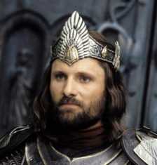 Aragorn crowned King of Gondor