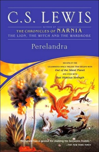Cover of Perelandra by CS Lewis