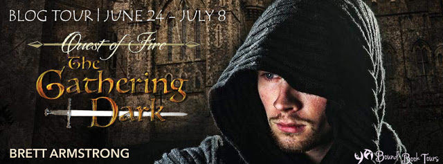 Quest of Fire Blog Tour Banner