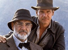Indiana Jones and his father