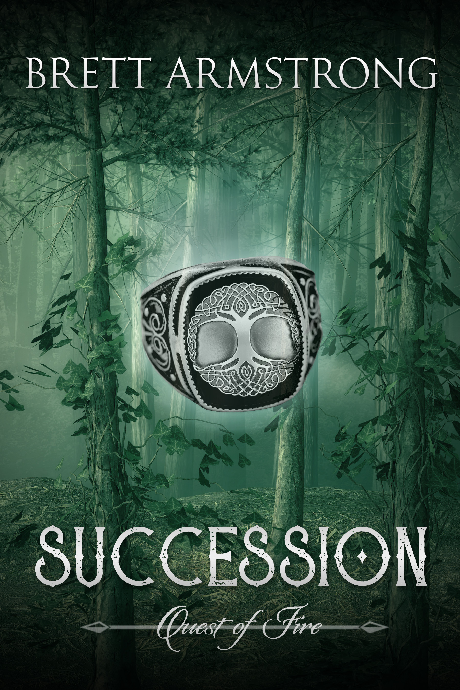 Quest of Fire: Succession cover art