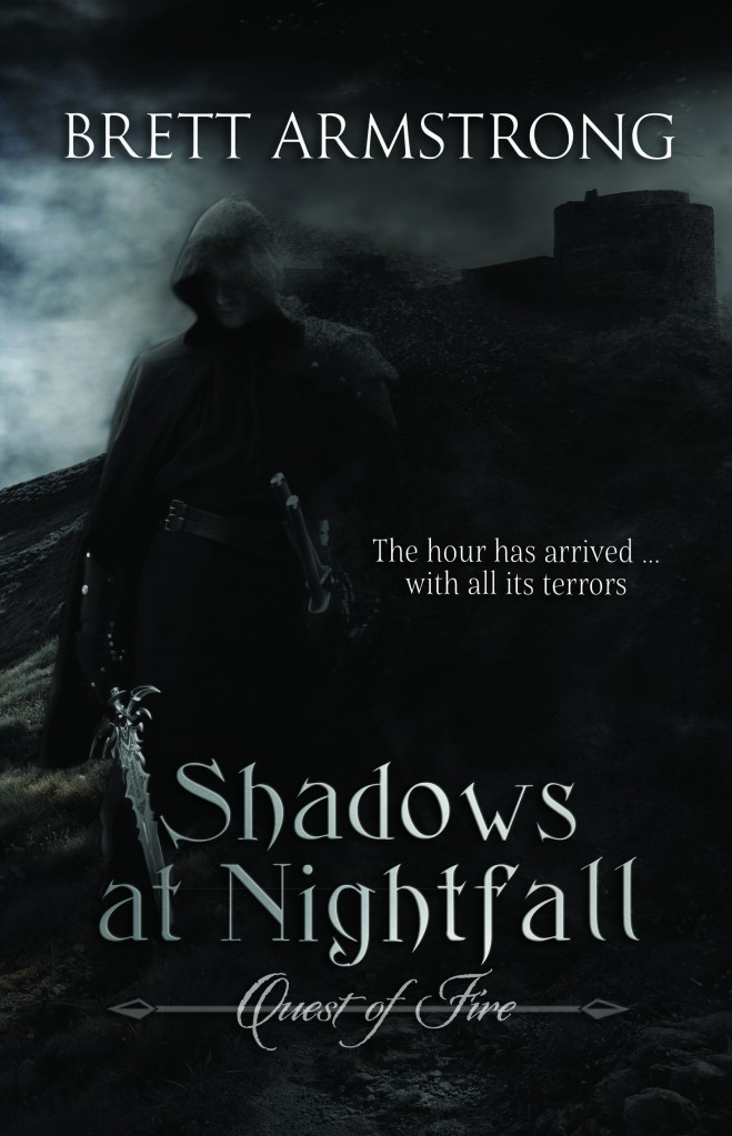 Quest of Fire: Shadows at Nightfall Cover